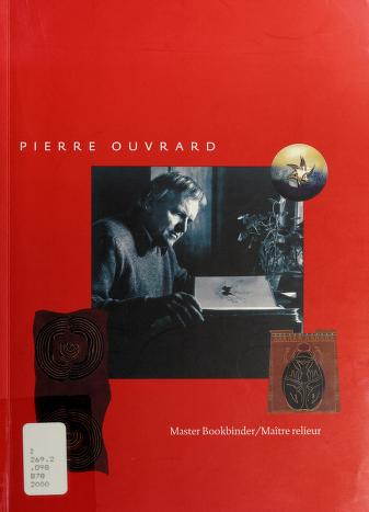 Cover of: Pierre Ouvrard | Bruce Peel Special Collections Library.